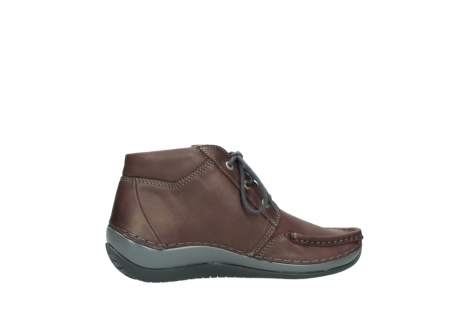 wolky boots 4826 sensation 162 bordeaux metallic leder meliert_12