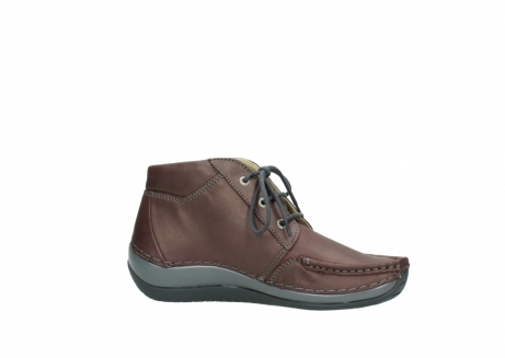 wolky boots 4826 sensation 162 bordeaux metallic leder meliert_14