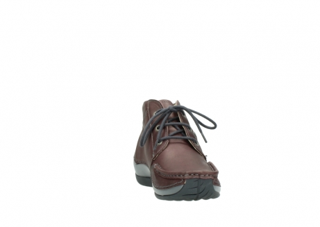 wolky boots 4826 sensation 162 bordeaux metallic leder meliert_18