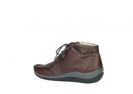 wolky boots 4826 sensation 162 bordeaux metallic leder meliert_3