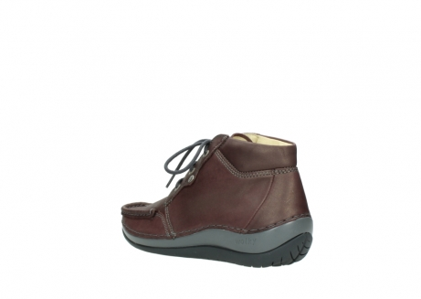 wolky boots 4826 sensation 162 bordeaux metallic leder meliert_4