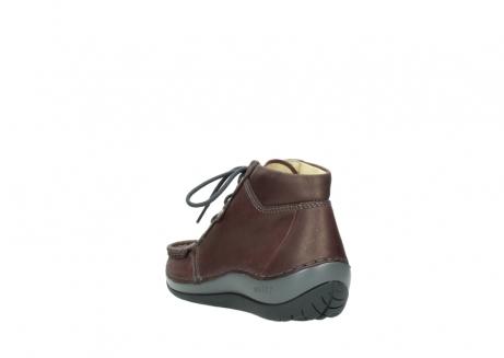 wolky boots 4826 sensation 162 bordeaux metallic leder meliert_5