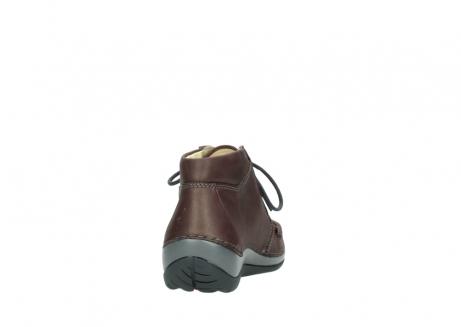 wolky boots 4826 sensation 162 bordeaux metallic leder meliert_8