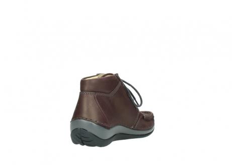 wolky boots 4826 sensation 162 bordeaux metallic leder meliert_9