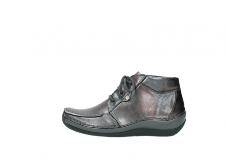 wolky boots 4826 sensation 921 anthrazit metallic leder_1