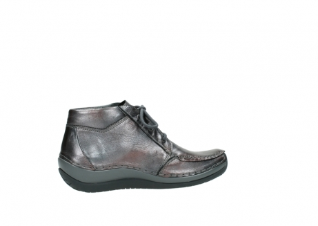 wolky boots 4826 sensation 921 anthrazit metallic leder_12