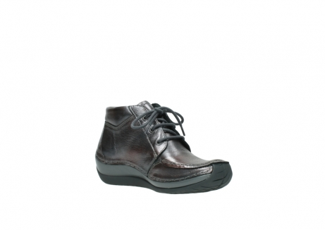 wolky boots 4826 sensation 921 anthrazit metallic leder_16