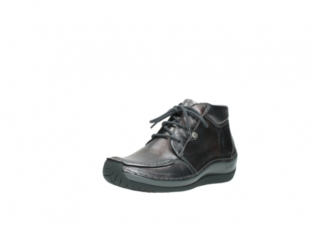 wolky boots 4826 sensation 921 anthrazit metallic leder_22