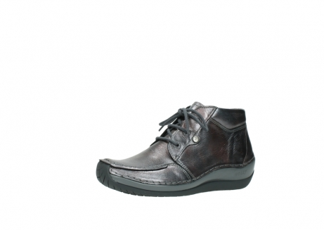 wolky boots 4826 sensation 921 anthrazit metallic leder_23