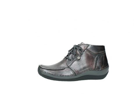 wolky boots 4826 sensation 921 anthrazit metallic leder_24