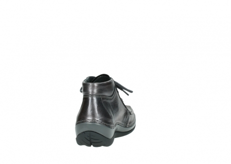 wolky boots 4826 sensation 921 anthrazit metallic leder_8