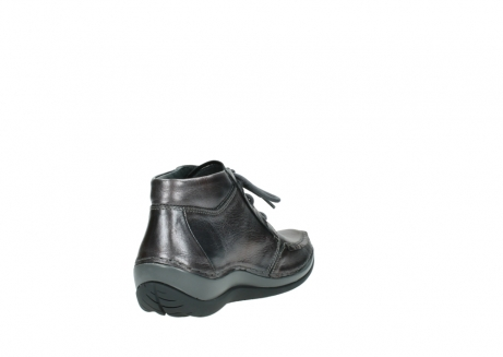 wolky boots 4826 sensation 921 anthrazit metallic leder_9