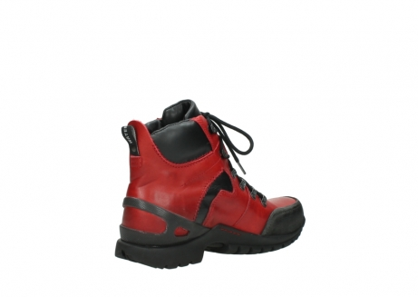 wolky veterboots 6500 city tracker 350 rood leer_10