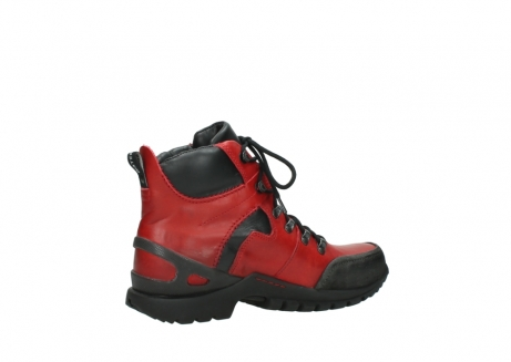 wolky veterboots 6500 city tracker 350 rood leer_11