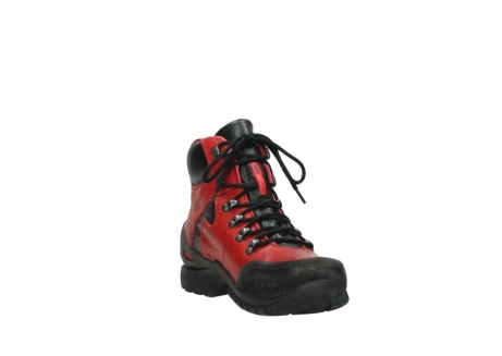 wolky veterboots 6500 city tracker 350 rood leer_17