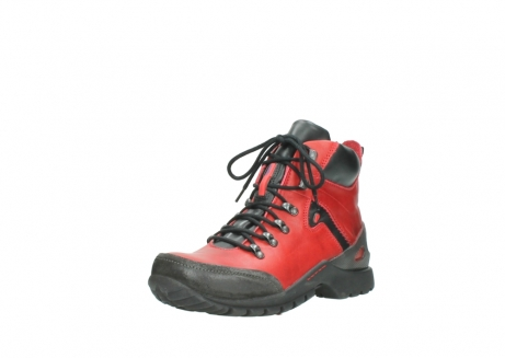 wolky veterboots 6500 city tracker 350 rood leer_22