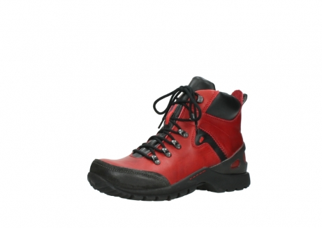 wolky veterboots 6500 city tracker 350 rood leer_23