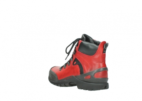 wolky veterboots 6500 city tracker 350 rood leer_4