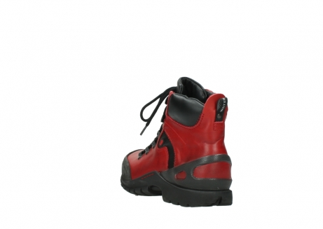 wolky veterboots 6500 city tracker 350 rood leer_5