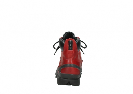 wolky veterboots 6500 city tracker 350 rood leer_7