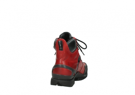 wolky veterboots 6500 city tracker 350 rood leer_8