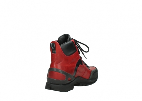 wolky veterboots 6500 city tracker 350 rood leer_9