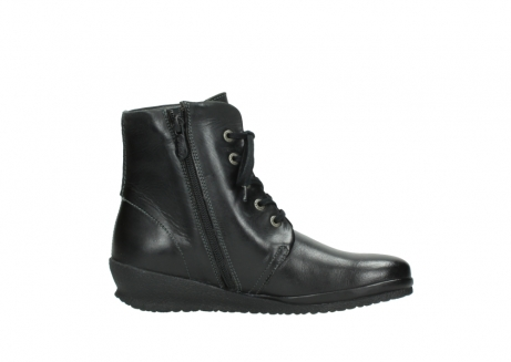 wolky boots 7252 madera 500 schwarz geoltes leder_13