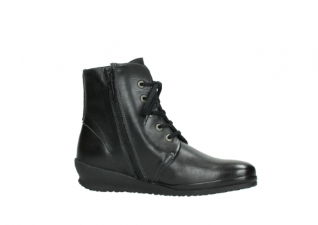 wolky boots 7252 madera 500 schwarz geoltes leder_14