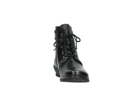 wolky boots 7252 madera 500 schwarz geoltes leder_18
