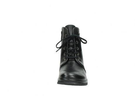 wolky boots 7252 madera 500 schwarz geoltes leder_19