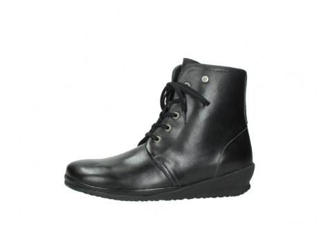 wolky boots 7252 madera 500 schwarz geoltes leder_24