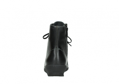 wolky boots 7252 madera 500 schwarz geoltes leder_7