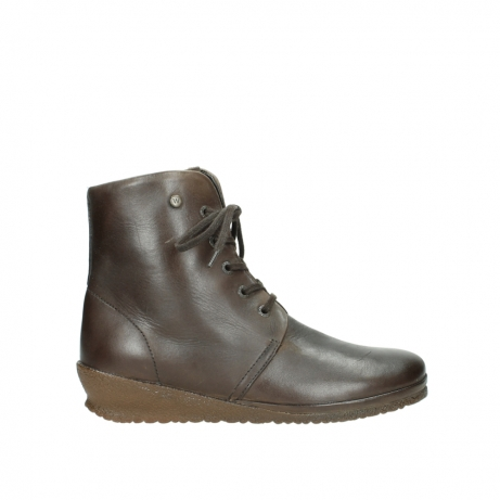 wolky boots 7252 madera 515 taupe geoltes leder