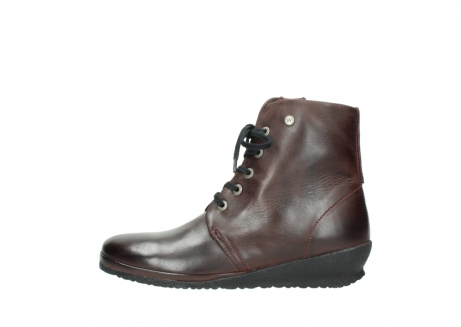wolky veterboots 7252 madera 551 bordeaux geolied leer_1