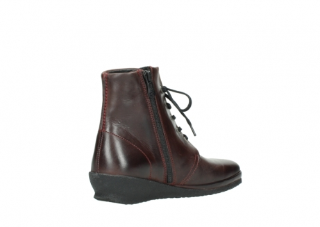 wolky boots 7252 madera 551 bordeaux geoltes leder_10