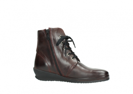wolky boots 7252 madera 551 bordeaux geoltes leder_14