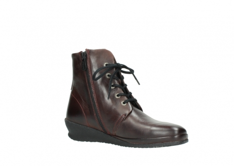 wolky veterboots 7252 madera 551 bordeaux geolied leer_15
