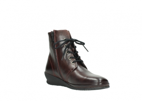 wolky veterboots 7252 madera 551 bordeaux geolied leer_16