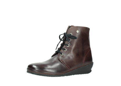 wolky veterboots 7252 madera 551 bordeaux geolied leer_23