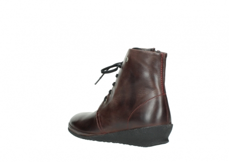 wolky veterboots 7252 madera 551 bordeaux geolied leer_4