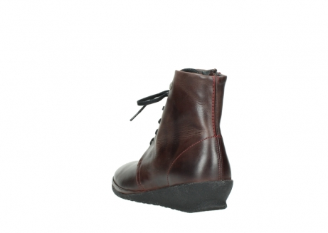 wolky boots 7252 madera 551 bordeaux geoltes leder_5