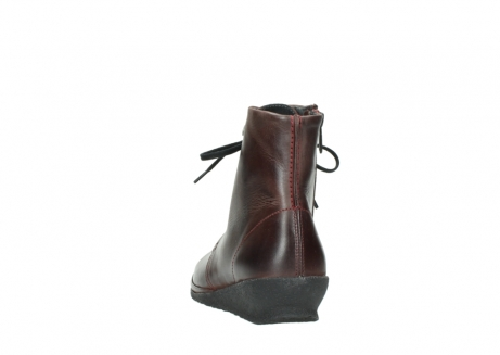 wolky boots 7252 madera 551 bordeaux geoltes leder_6