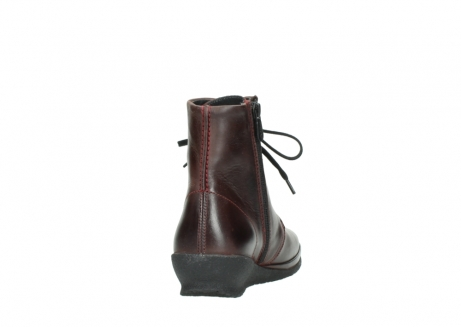 wolky veterboots 7252 madera 551 bordeaux geolied leer_8