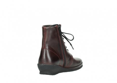 wolky veterboots 7252 madera 551 bordeaux geolied leer_9