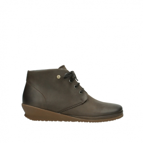 wolky veterboots 7253 sacramento cw 515 taupe geolied leer