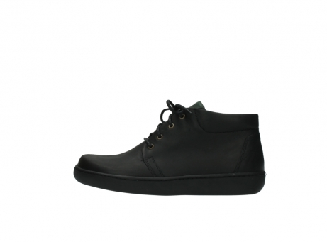 wolky boots 8100 kansas 500 schwarz leder_1