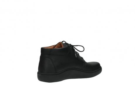wolky boots 8100 kansas 500 schwarz leder_10