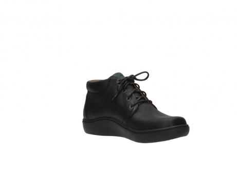 wolky boots 8100 kansas 500 schwarz leder_16