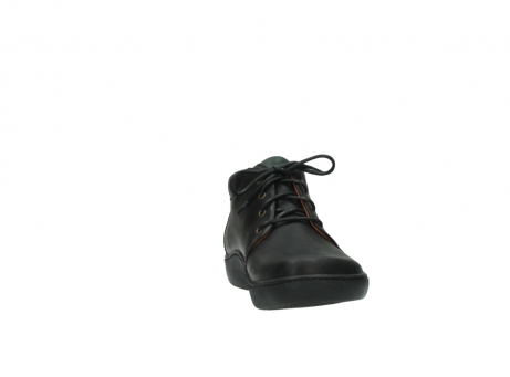wolky boots 8100 kansas 500 schwarz leder_18
