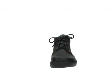 wolky boots 8100 kansas 500 schwarz leder_19
